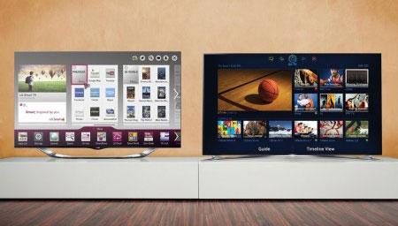 Какой телевизор лучше Samsung или LG?