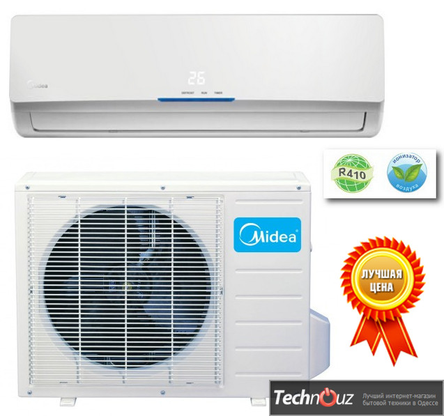Сплит системы Midea MS12F-09HRN1 ION