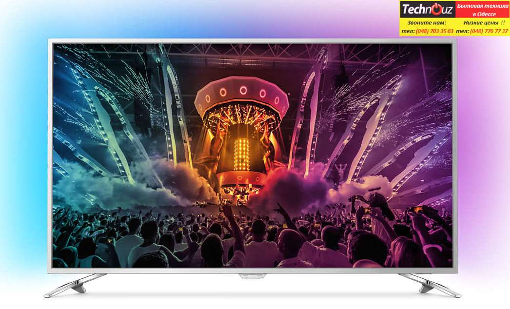 LED телевизоры PHILIPS 49PUS6561/12