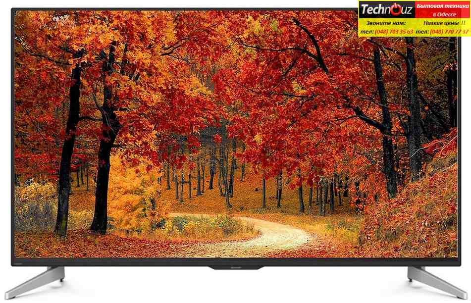 LED телевизоры SHARP LC-60UA440X
