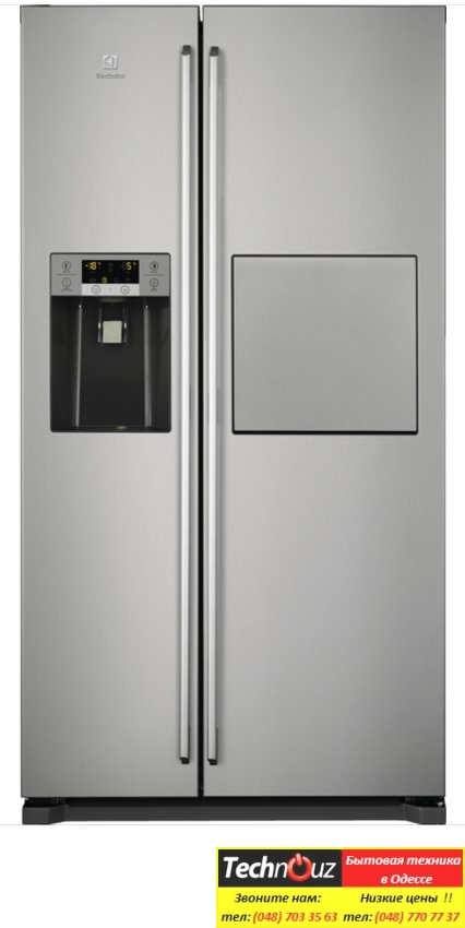 Холодильники Side by Side Electrolux EAL6142BOX